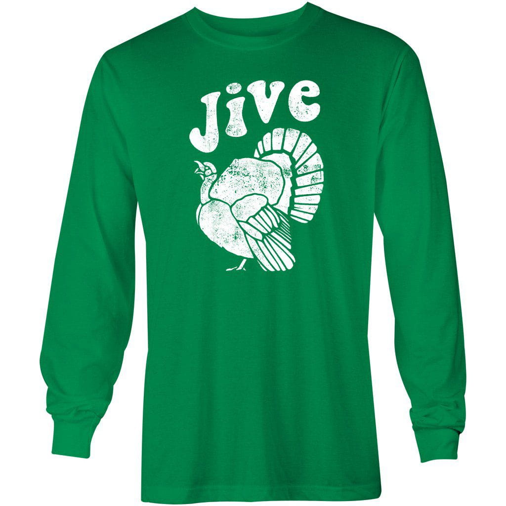 Jive Turkey - Long Sleeve T-Shirt