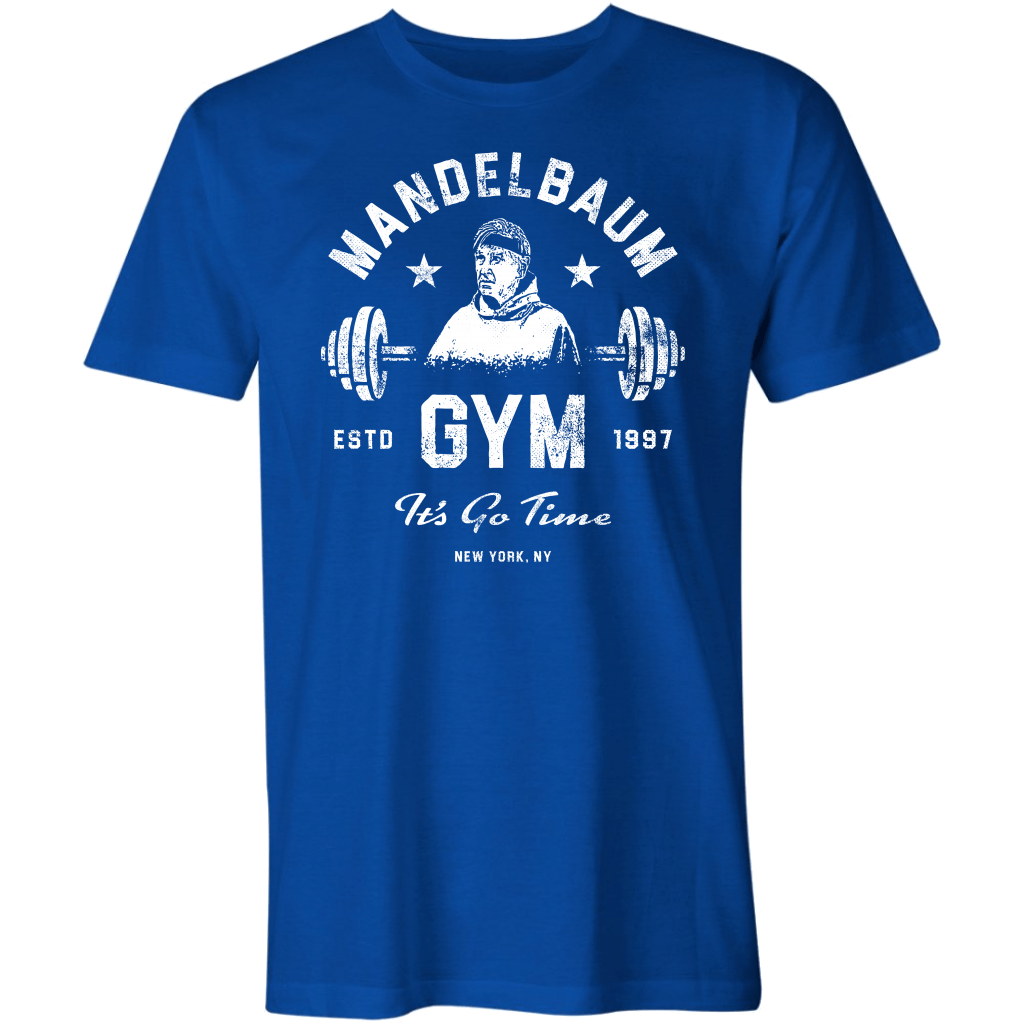Mandelbaum Gym - It's Go Time