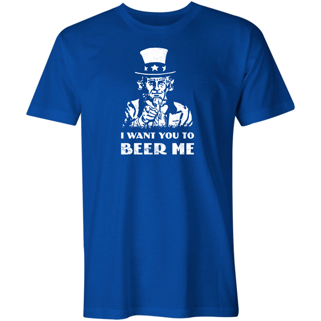I Want You to Beer Me