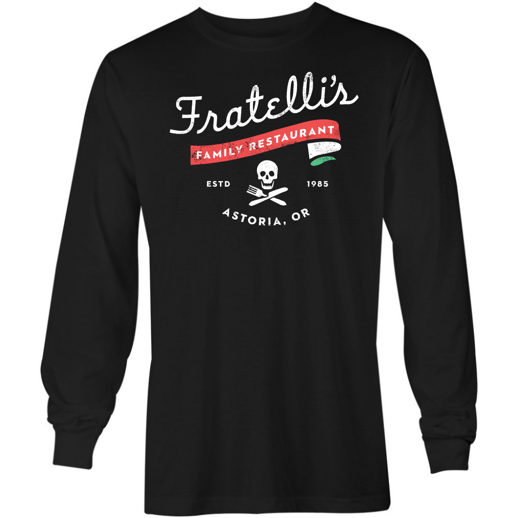 Fratelli's Family Restaurant - Long Sleeve T-Shirt