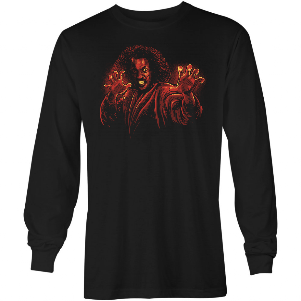 Sho'nuff - Long Sleeve T-Shirt