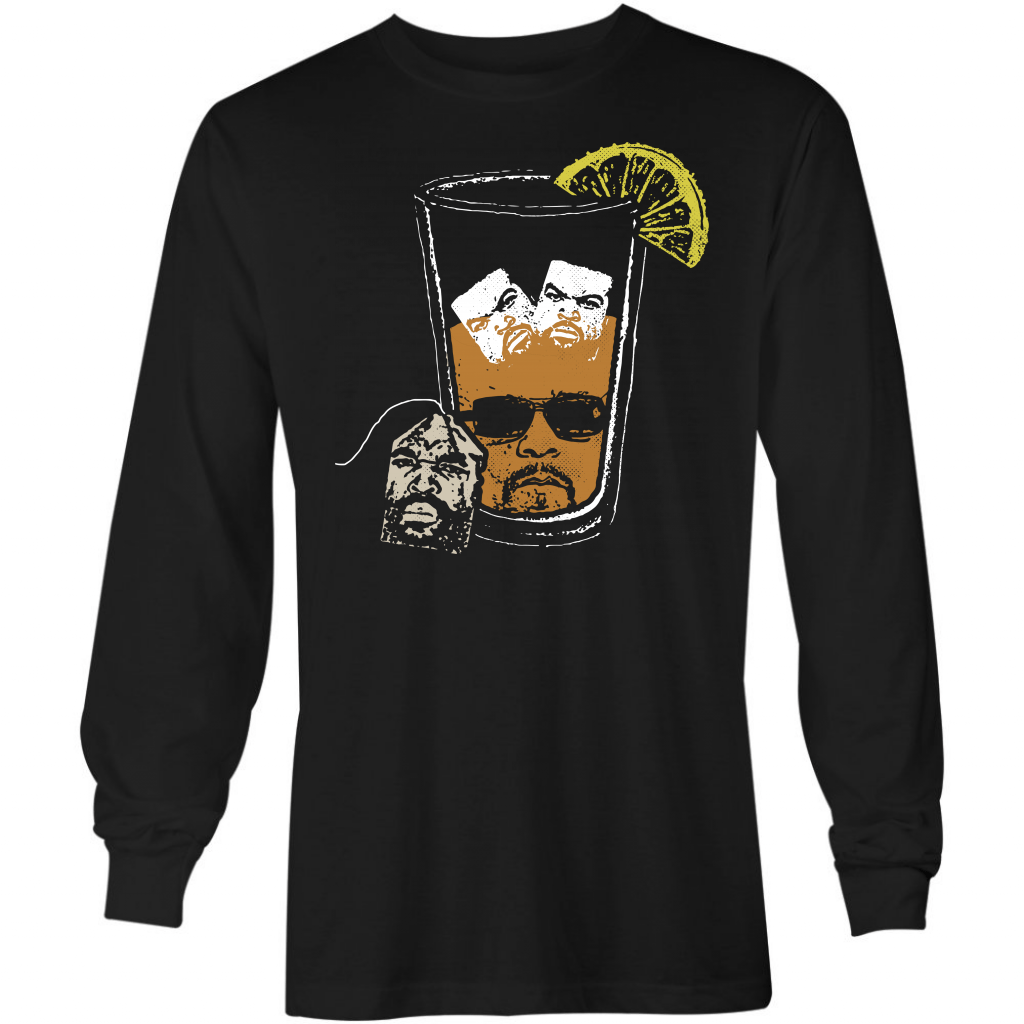 Iced Tea Mashup - Long Sleeve T-Shirt