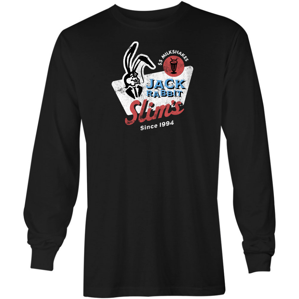 Jack Rabbit Slims - Long Sleeve T-Shirt