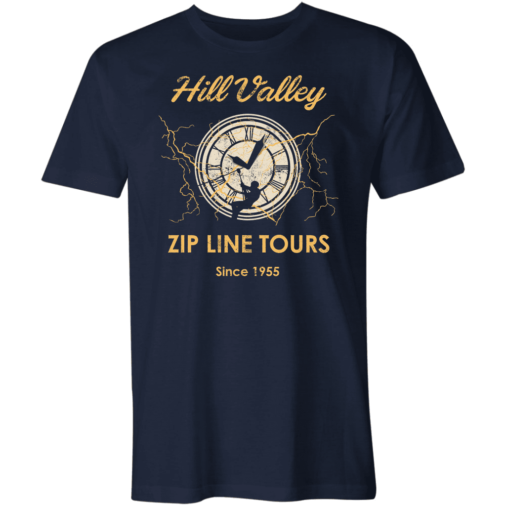 Hill Valley Zip Line Tours