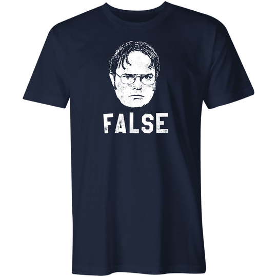 Dwight Schrute - False