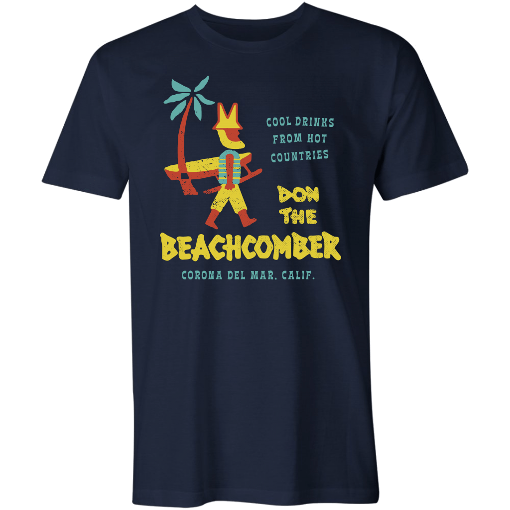 Don The Beachcomber Corona Del Mar - Vintage Tiki Bar