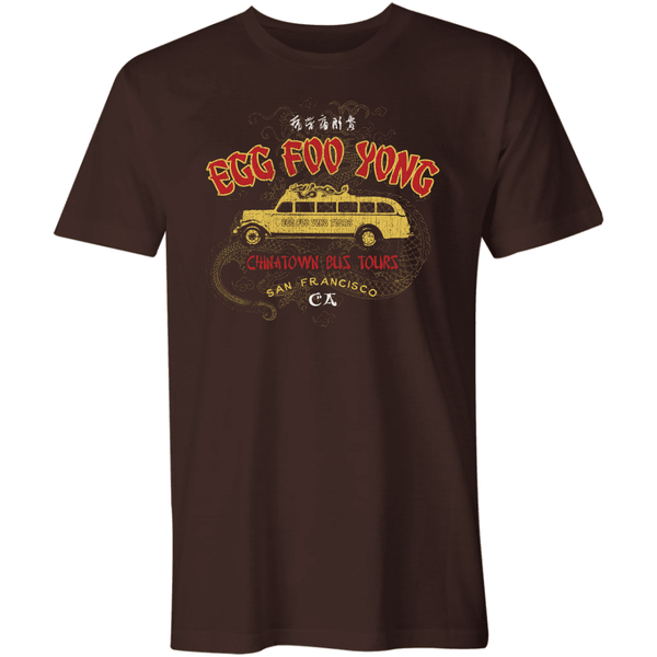 Chinesse Bus: Big Trouble In Little China T-Shirt
