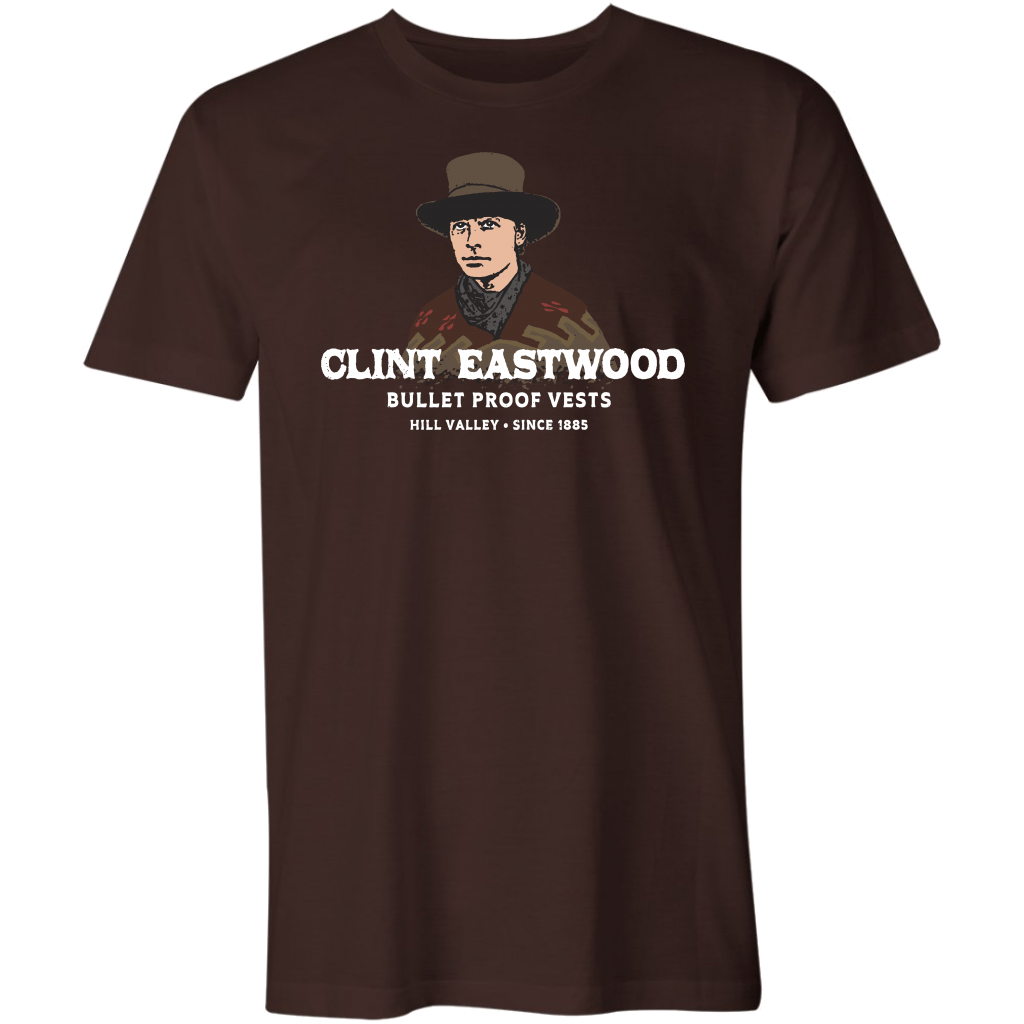 Clint Eastwood - Bullet Proof Vests
