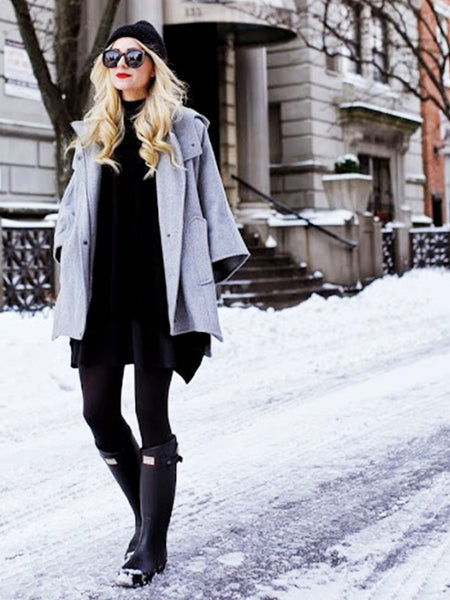 Long Weekend Winter Style Hacks