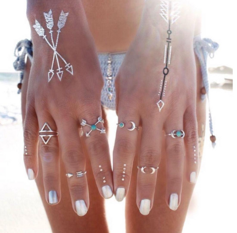 www.nakoaclothing.com.au MIDSUMMER STAR STERLING SILVER RINGS, JEWELLERY