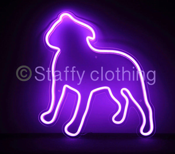 Staffy Body Neon - By Staffy Clothing