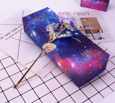 Galaxy Rose perfect for Christmas gift