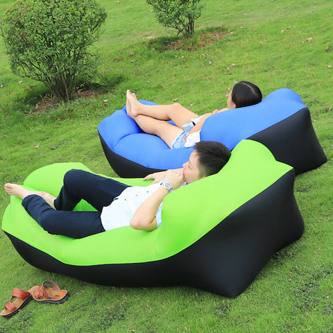 Backyard and garden air sofa