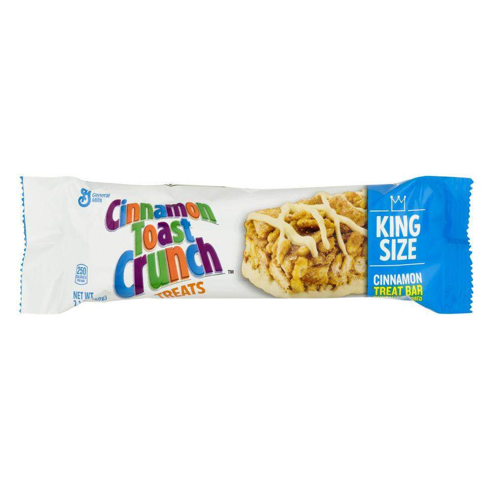 Cinnamon Toast Crunch (King Size)