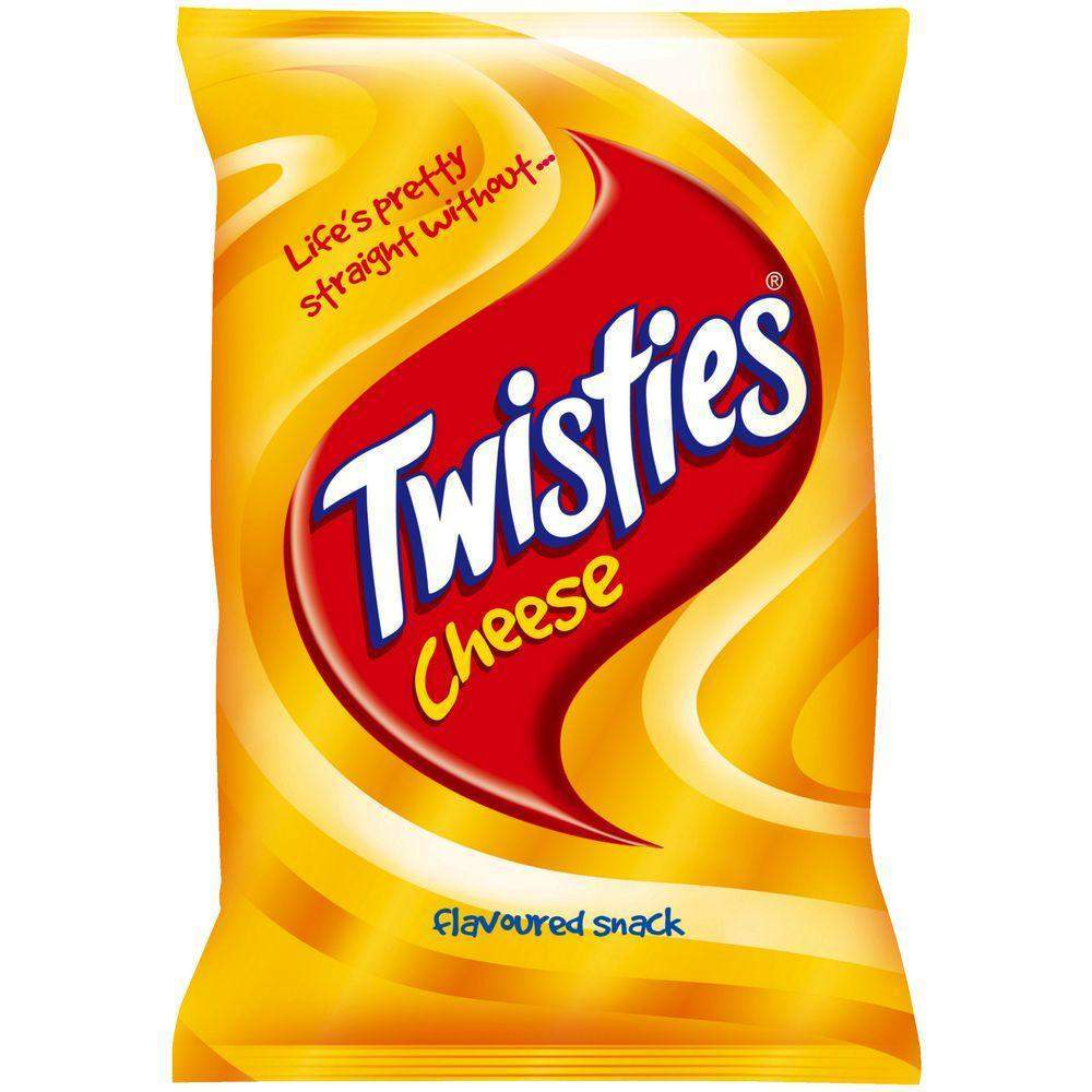 Smith Twisties Cheese