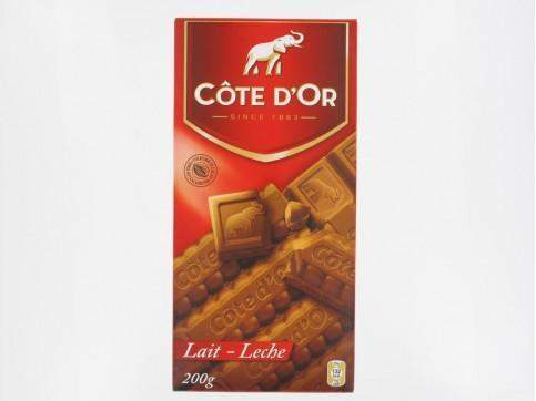 "Cote D'or ""Praline Fondant Lait"" Milk Chocolate with Praline Filling"