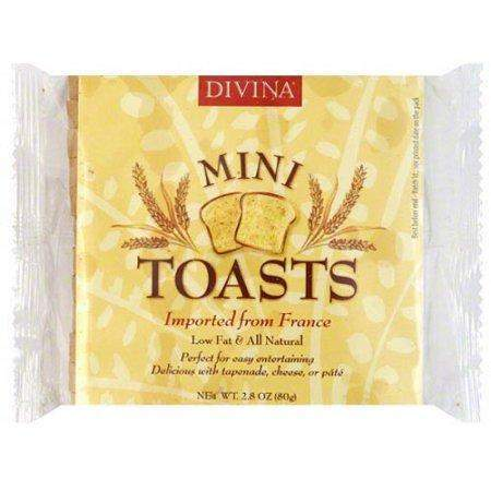Divina French Mini Toasts