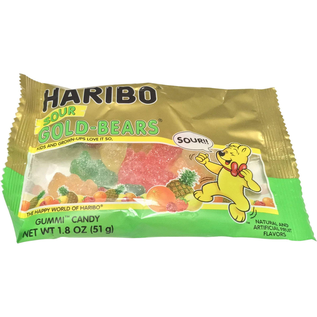 Haribo Sour Gold Bears