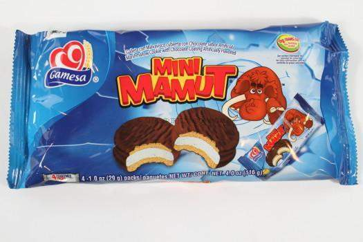 Gamesa Mini Mamut Chocolate Cookies