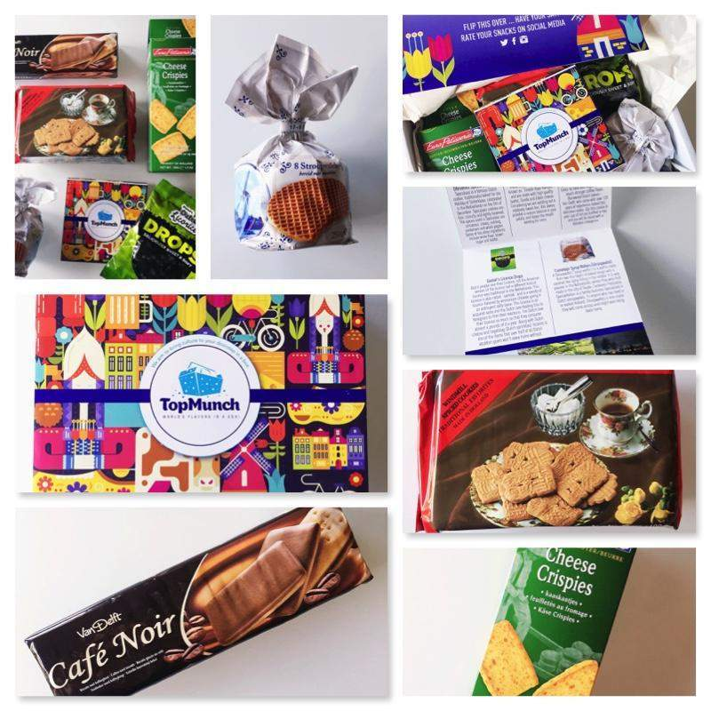 Netherlands TopMunch Cultural Experience Box
