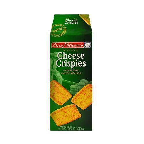Euro Patisserie Cheese Crispies