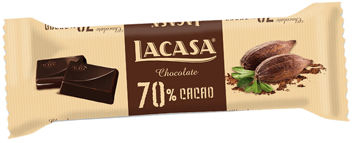 Lacasa Dark Chocolate Bars
