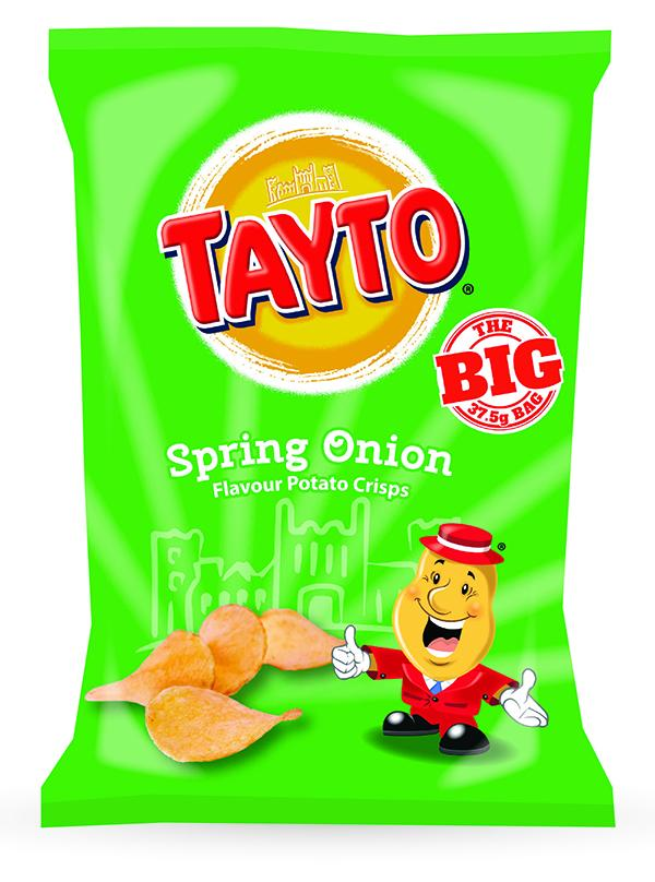Tayto Chips - Spring Onion