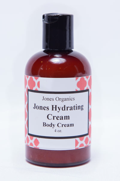 Extra Moisturizing Cream Clean, Natural Body Product for dry skin | Jones Organics