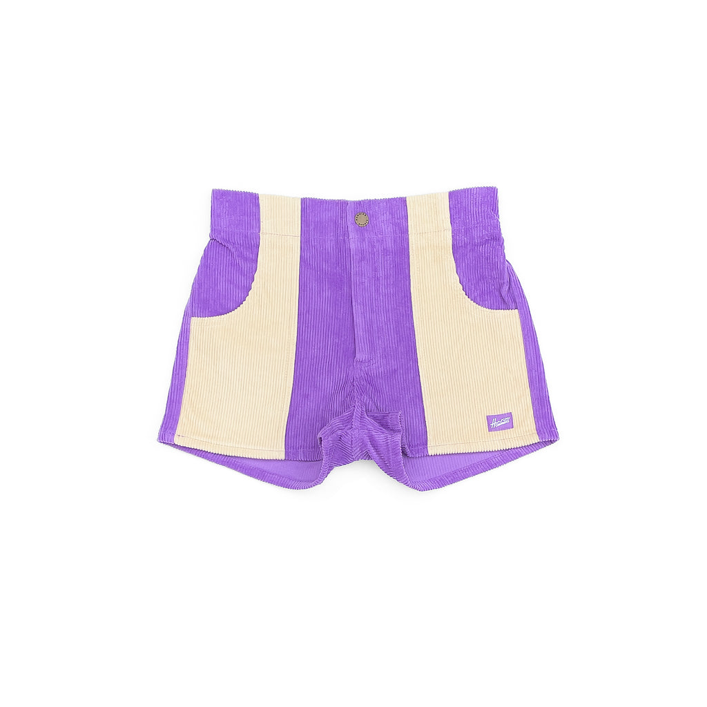 Hammies Men's Two-Tone Short (Purple/Sand)