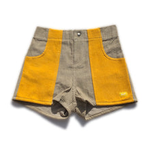 Hammies Men's Two-Tone Short (Sand/Yellow)