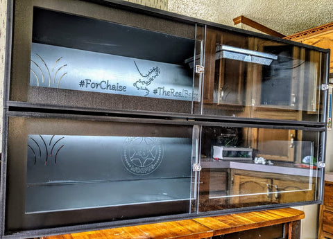 TGR Rack Systems ( Snake Racks - Reptile Racks - Ball Python Racks )