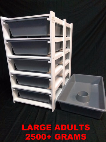TGR Rack Systems FB70 Snake Rack