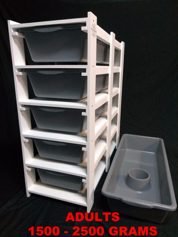 TGR Rack Systems FB40 Snake Rack