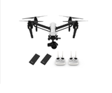 Inspire 1 RAW (Dual Remote) + Two Extra SSD