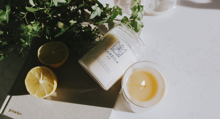 Kandila Co Australian Soy Wax Candle that Give Back