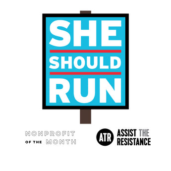 May Nonprofit of the Month - She Should Run