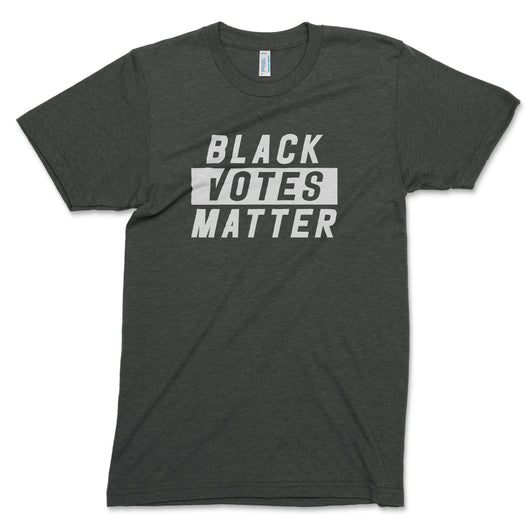 Black Votes Matter T-Shirt // Unisex