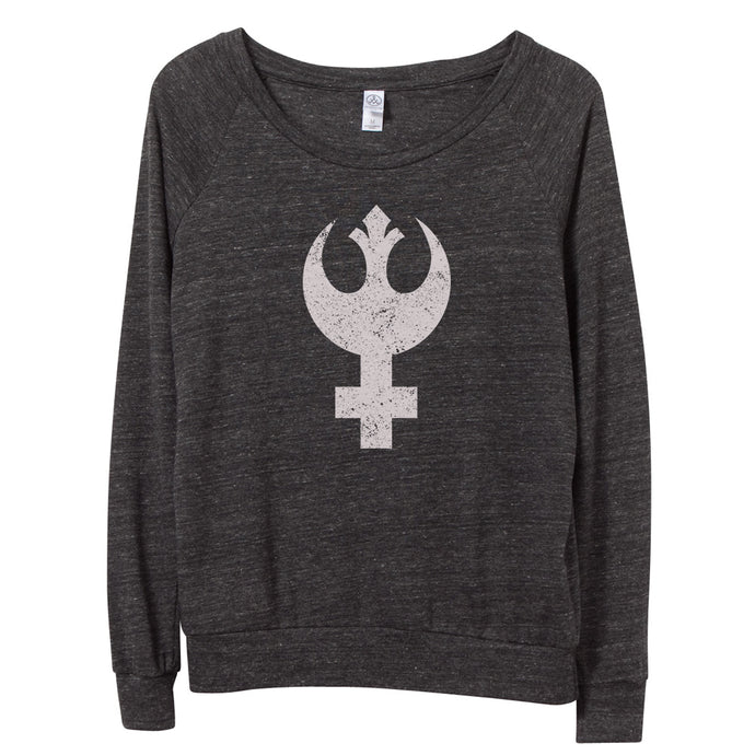 Feminist Rebel Pullover // Women's