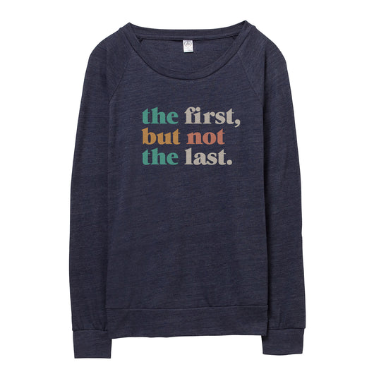 The First But Not The Last Pullover // Women's