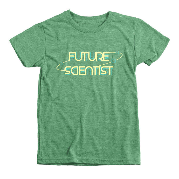 Future Scientist T-Shirt // Youth Tee