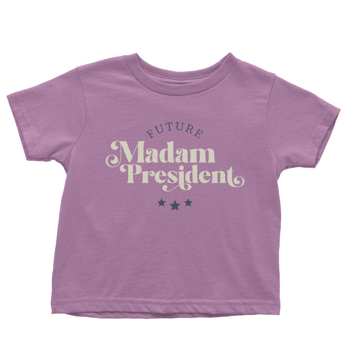 SALE: Future Madam President Toddler Tee