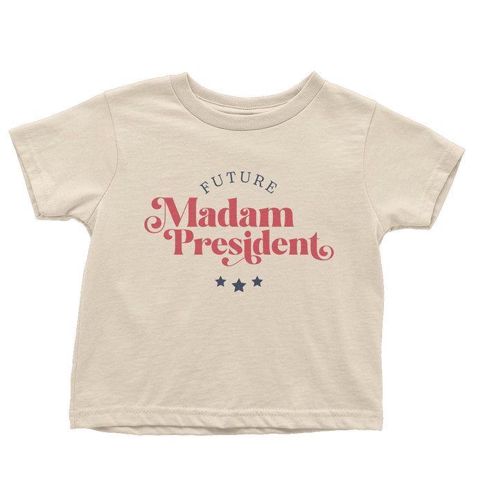 Future Madam President Toddler Tee