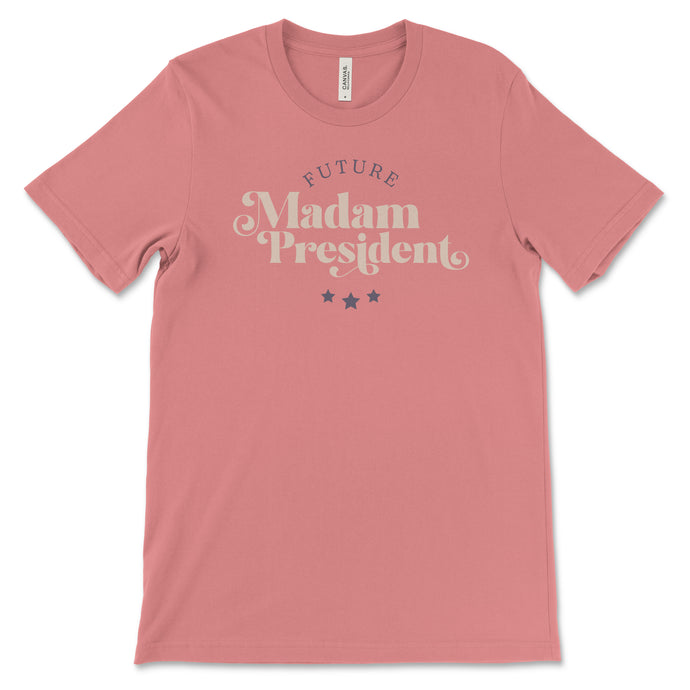 Future Madam President T-Shirt // Youth Tee