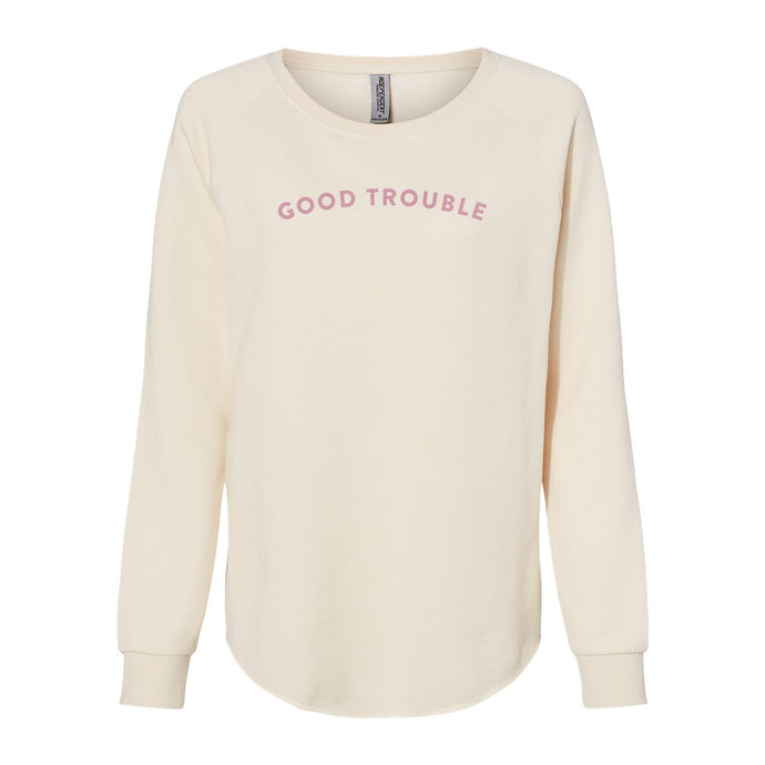 SALE: Good Trouble Sweatshirt
