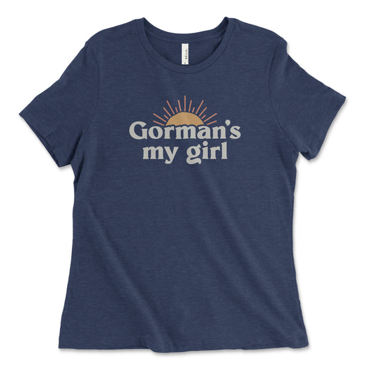 Gorman's My Girl T-Shirt // Women's