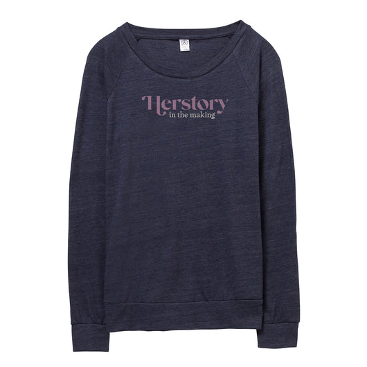 Herstory Pullover // Women's