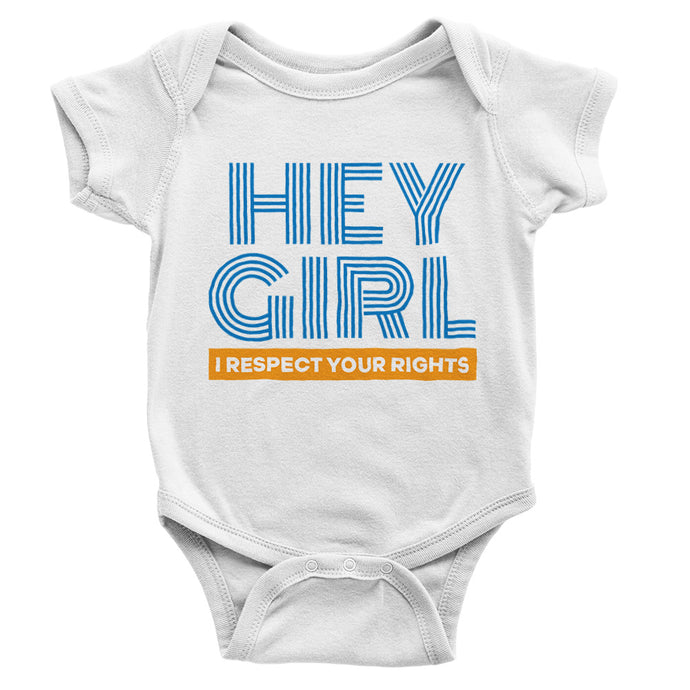 Hey Girl Onesie