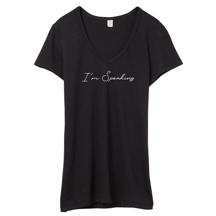 SALE: I'm Speaking V-Neck