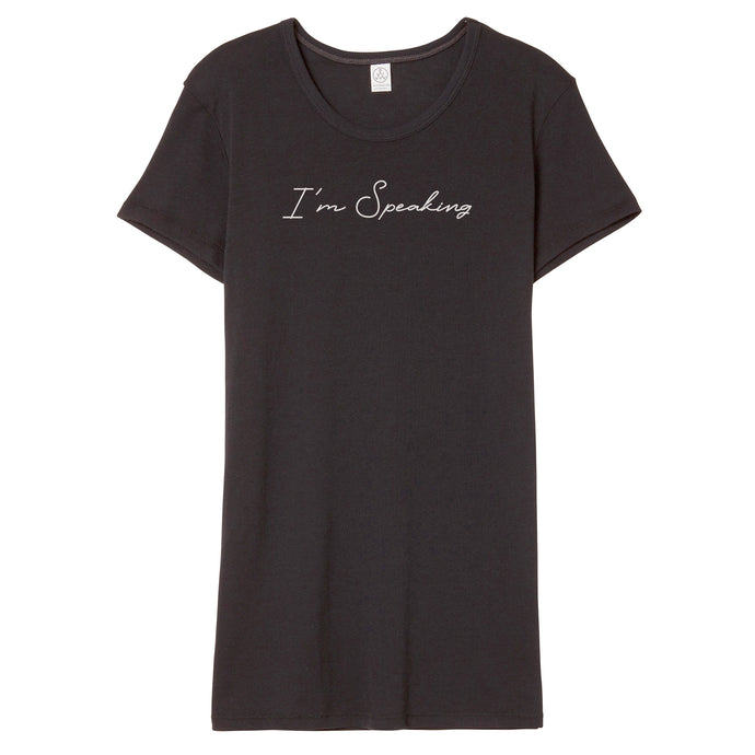 I'm Speaking Shirt // Women's