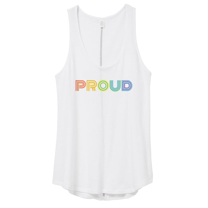 LGBTQ Pride Tank Top // Women's
